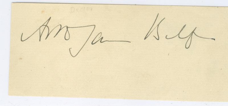 Lot 23 - judaica autographs -  Negev Holyland 93nd Holyland Postal Bid Sale