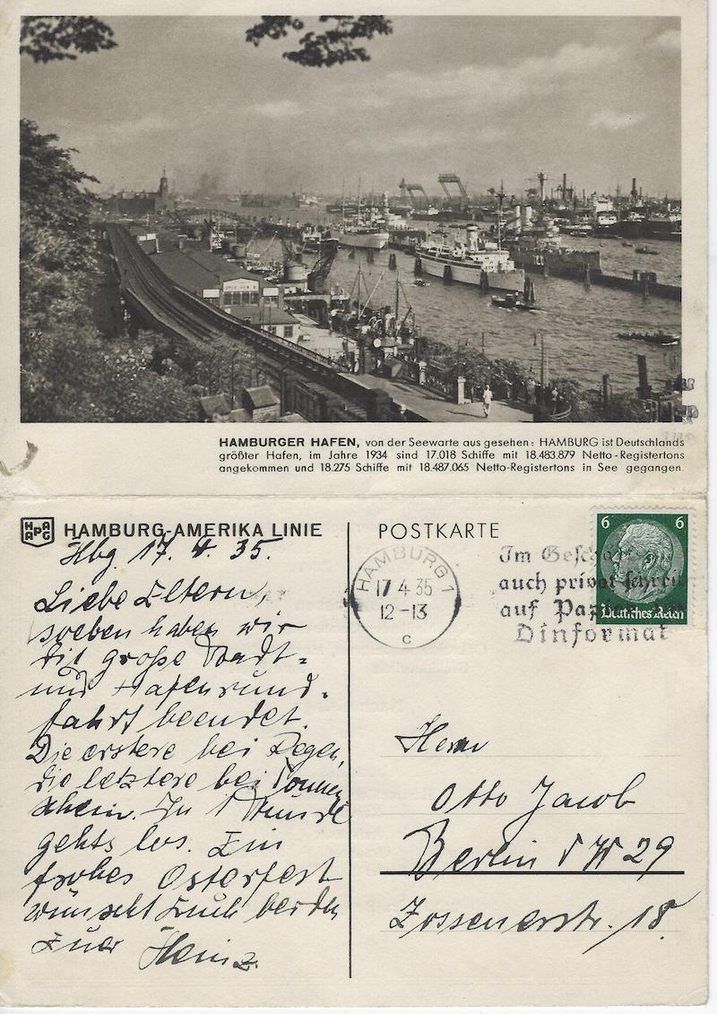 Lot 212 - world war two other -  Negev Holyland 93nd Holyland Postal Bid Sale