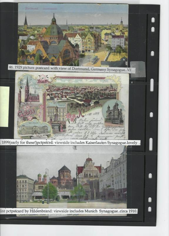 Lot 26 - judaica PICTURE POSTAL CARDS -  Negev Holyland 97th Holyland Postal Bid Sale